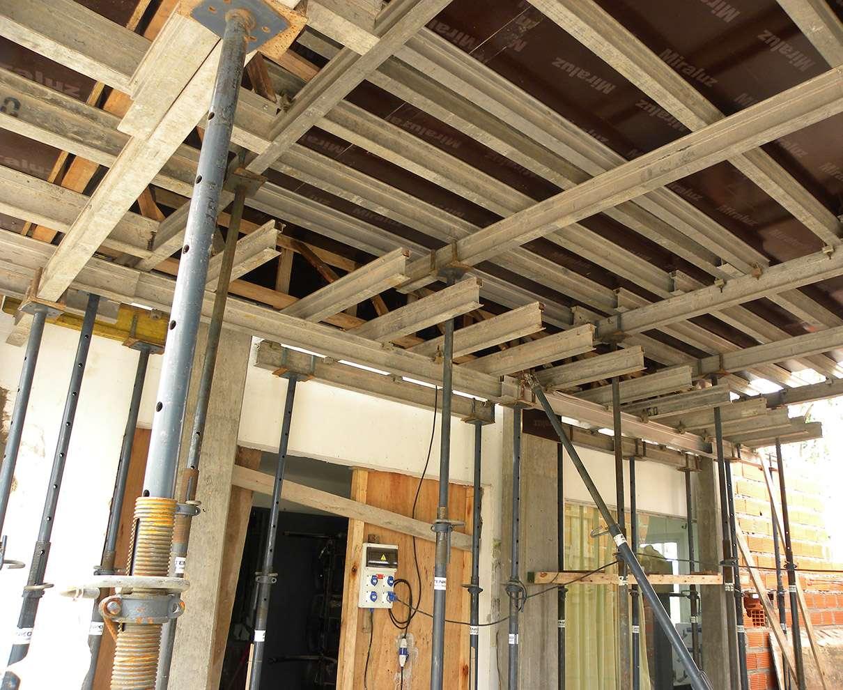 Aluminium beams and props - Slab Formwork, Formwork   ATENKO